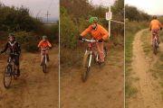 Kerékpáros edzés 2016.10.13. csütörtök